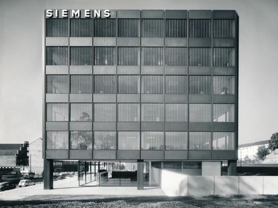 Stark gefährdet: Peter von Seidleins Verwaltungsgebäude ...